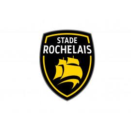 Autocollant Stade Rochelais 6X6CM
