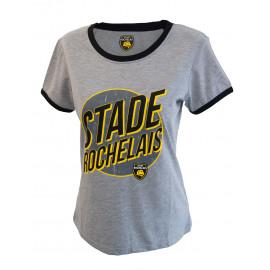 T-Shirt Nina Gris