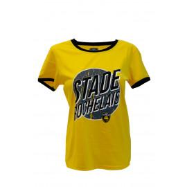 T-Shirt Nina Jaune